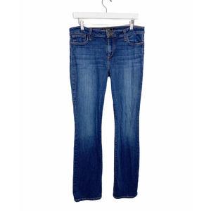 Joe's Jeans Slim Fit Mini Boot Rosie Cut 32 Medium